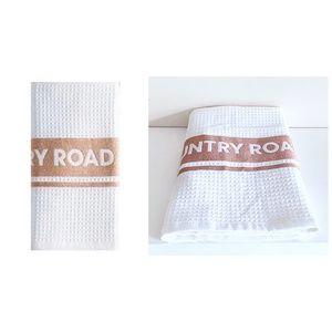 COUNTRY ROAD Pop Metallic Copper Tea Towel